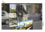 Painter In Spain Series 23 Carry-all Pouch