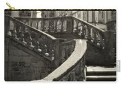 Plaza Stairs In Spain Series 24 Carry-all Pouch
