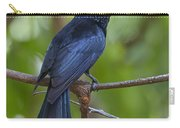 Spangled Drongo Calling Queensland Carry-all Pouch
