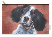 Spaniel Carry-all Pouch