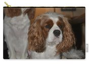 Spaniels Carry-all Pouch