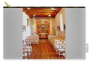Spanish Mission Church New Mexico Carry-all Pouch