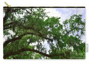 Spanish Moss 1 Carry-all Pouch
