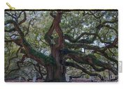 Spanish Moss Draped Limbs Carry-all Pouch