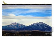 Spanish Peaks Magnificence Carry-all Pouch