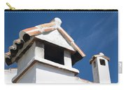 Spanish Rooftops Carry-all Pouch by Anne Gilbert