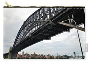Spanning Sydney Harbour Carry-all Pouch by Kaye Menner
