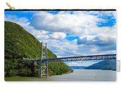 Spanning The Hudson River Carry-all Pouch