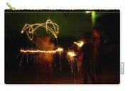 Sparklers Carry-all Pouch by Valeria Donaldson