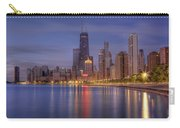 Sparkling Chicago  Carry-all Pouch
