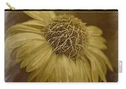 Sparkling Daisy Carry-all Pouch