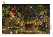 Sparkling Merry Exuberant Decorations Carry-all Pouch