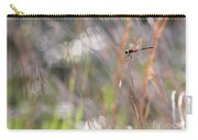Sparkling Morning Sunshine With Dragonfly Carry-all Pouch
