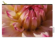 Sparkling Pink Dahlia Carry-all Pouch