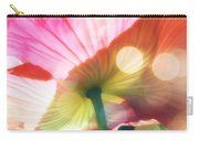 Sparkling Poppy  Carry-all Pouch