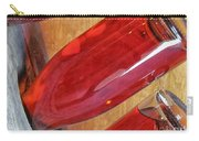 Sparkling Rose On Riddling Rack Carry-all Pouch