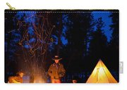 Sparks Of Inspiration Carry-all Pouch by Inge Johnsson
