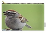 Sparrow Snack Carry-all Pouch