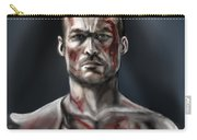 Spartacus Champion Of Capua Carry-all Pouch