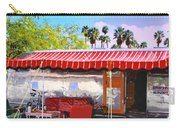 Spartan Manor Palm Springs Carry-all Pouch