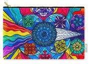 Speak From The Heart Carry-all Pouch