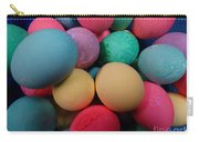 Speckled Easter Eggs Carry-all Pouch