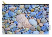 Speckled Stones Carry-all Pouch