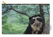 Spectacled Bear Cerro Chaparri  Peru Carry-all Pouch