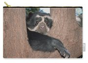 Spectacled Bear In Andean Foothills Peru Carry-all Pouch