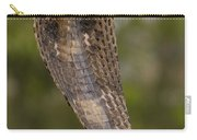 Spectacled Cobra Gujarat India Carry-all Pouch