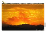 Spectacular Nevada Sunset  Carry-all Pouch