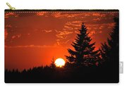 Spectacular Sunset IIII Carry-all Pouch
