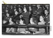 Spectators At The Circus Carry-all Pouch