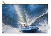 Speed On The Water Carry-all Pouch