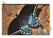 Spicebush Swallowtail Butterfly Carry-all Pouch