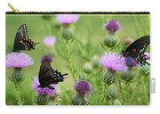 Spicebush Swallowtail Heaven Carry-all Pouch