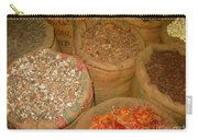 Spices From The East Carry-all Pouch