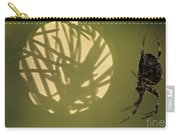 Spider And Sunlight Carry-all Pouch