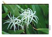 Spider Flower In Sint Maarten Carry-all Pouch