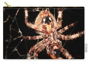 Spider - Hairy Carry-all Pouch