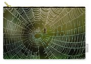 Spider In Web 3 Carry-all Pouch