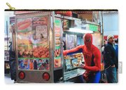 Spider Man Hot Dogs Carry-all Pouch
