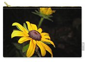 Spider On Rudbeckia Carry-all Pouch