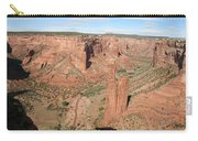 Spider Rock  Canyon De Chelly Carry-all Pouch