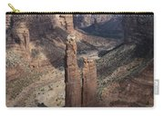 Spider Rock, Canyon De Chelly Carry-all Pouch