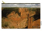 Spider Rock - Canyon De Chelly Carry-all Pouch