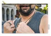 Spider The Seer In New Orleans Carry-all Pouch