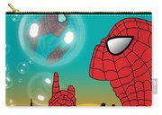 Spiderman 4 Carry-all Pouch