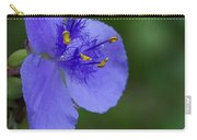 Spiderwort #1 Carry-all Pouch
