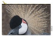 Spikey Feathers-closeup Carry-all Pouch